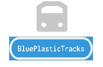 Blue Plastic Tracks